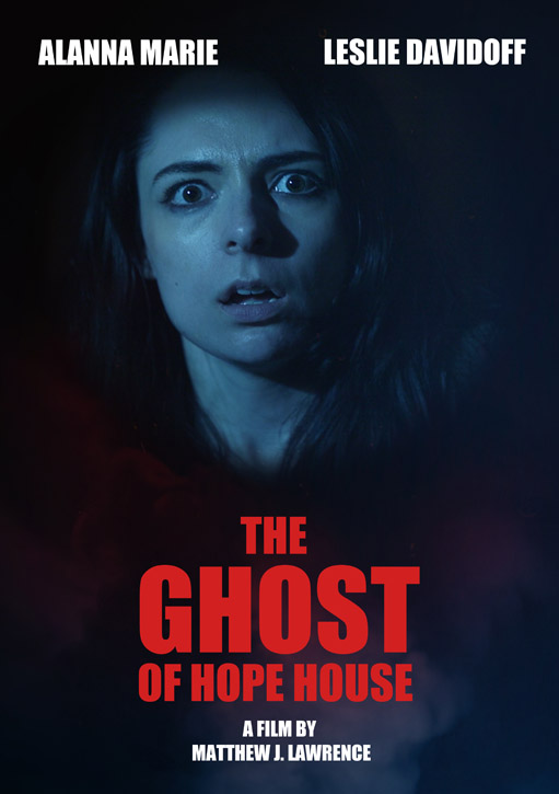 The Ghost of Hope House Poster